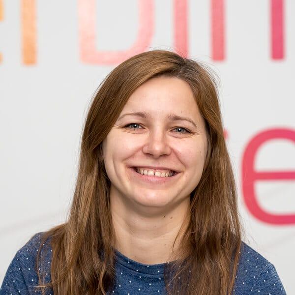 Anzhelika Belozer, Web-Analystin bei VRM Corporate Solutions