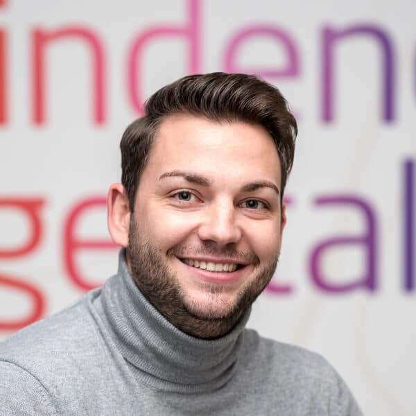 Marvin Jung, Projektmanager bei VRM Corporate Solutions