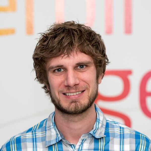 Sebastian Grund, Teamleiter Web-Entwicklung bei VRM Digital