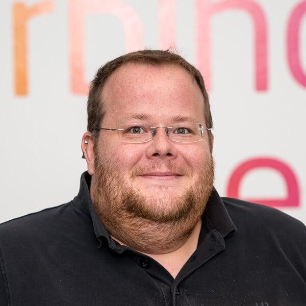 Zacharias Zörner, Web-Entwickler bei VRM Corporate Solutions