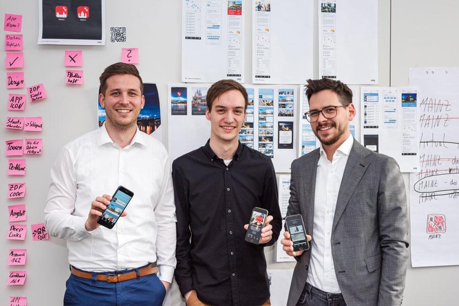 Entdecke Mainz mit der offiziellen Mainz-App