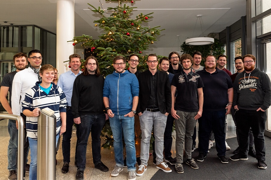 VRM Digital Unser Team