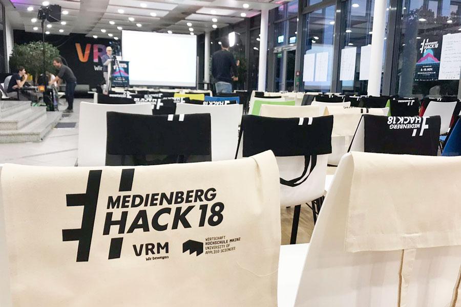 """Medienberghack 2018: """"Hack, Worscht & Woi"""""""