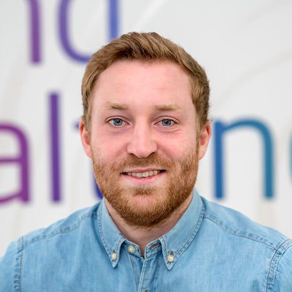 Fabian Bernhard, Projektmanager bei VRM Digital