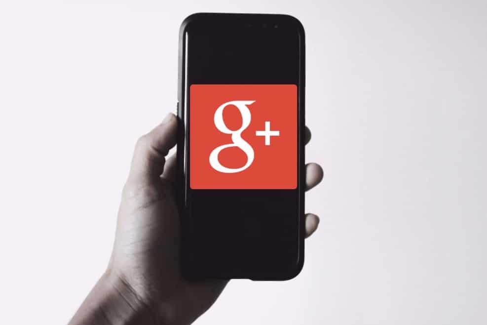 Aus und vorbei: Das soziale Netzwerk Google+ gibt auf