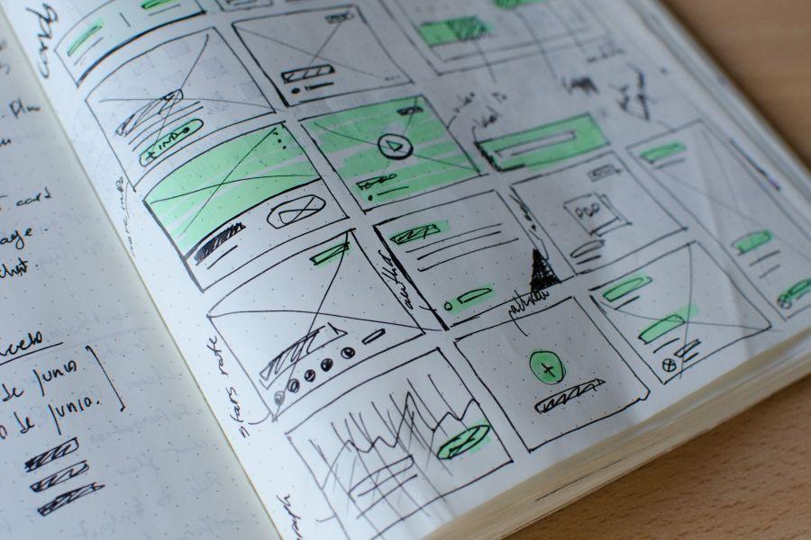Trends im Webdesign 2019