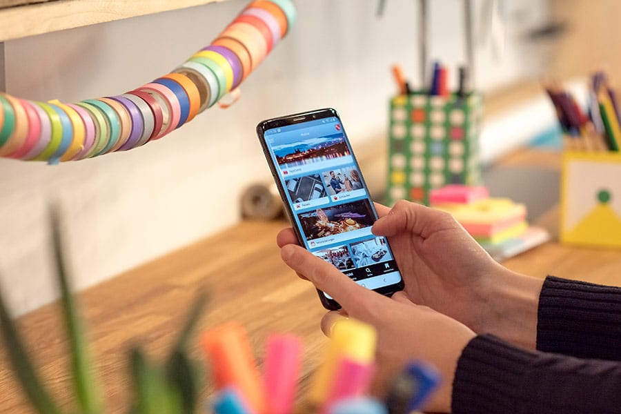 VRM Digital Communications Apps & Mobile Anwendungen