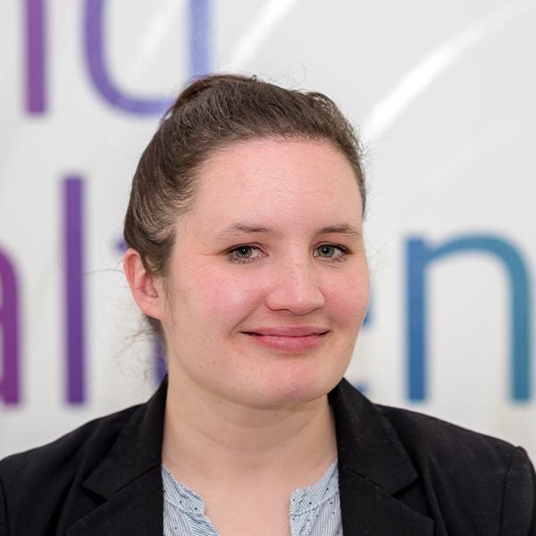 Philine Sander, Web-Analystin bei VRM Digital
