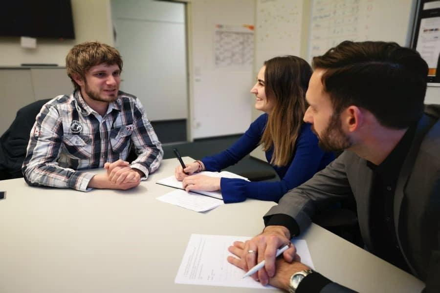 Interview mit Sebastian Grund: Teamleiter der Webentwicklung