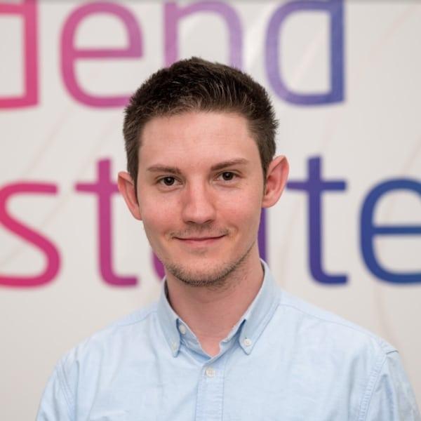 Daniel Brzezinski, Web-Entwickler bei VRM Corporate Solutions