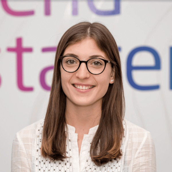 Elena Solari, Projektmanagerin Marketing & Sales bei VRM Digital