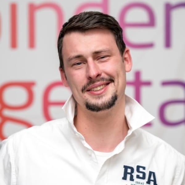 Maximilian Diehl, Projektmanager bei VRM Digital