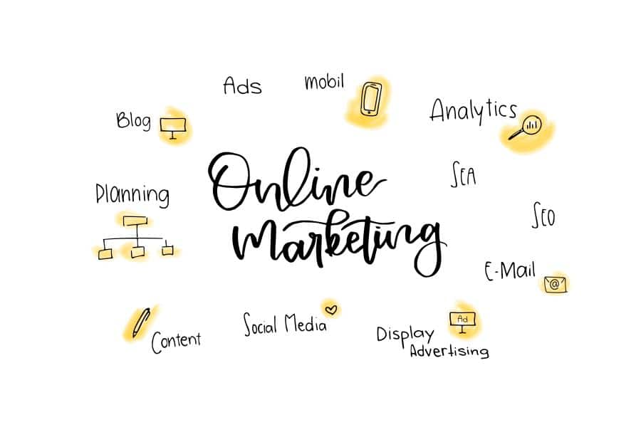 VRM Corporate Solutions Online-Marketing