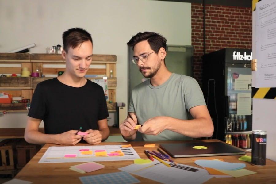 VRM Digital Communications Corporate Design
