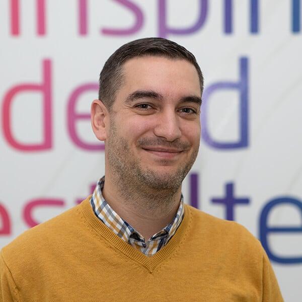 Christian Worreschk, Web-Entwickler bei VRM Corporate Solutions