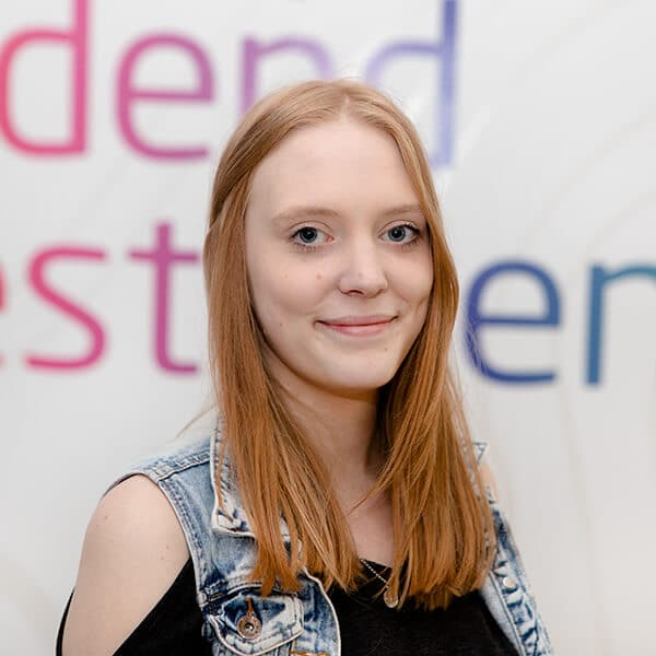 Franziska Wirth, WordPress-Entwicklerin bei VRM Digital