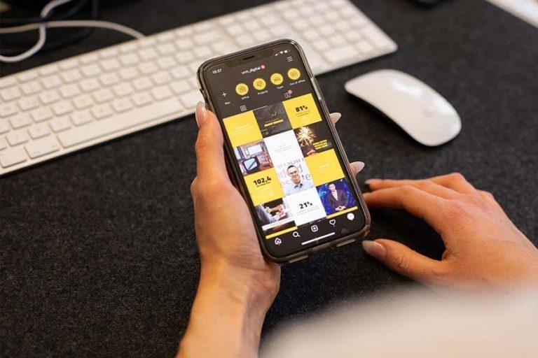 Instagram für Gründer: In wenigen Schritten zum Erfolg